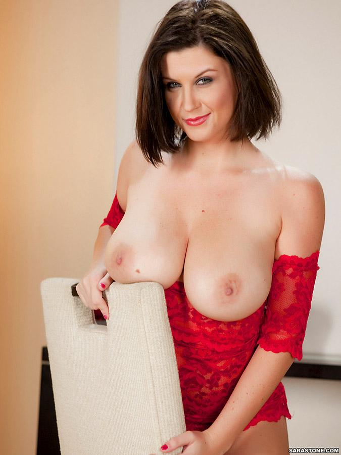 Sarah stone naked