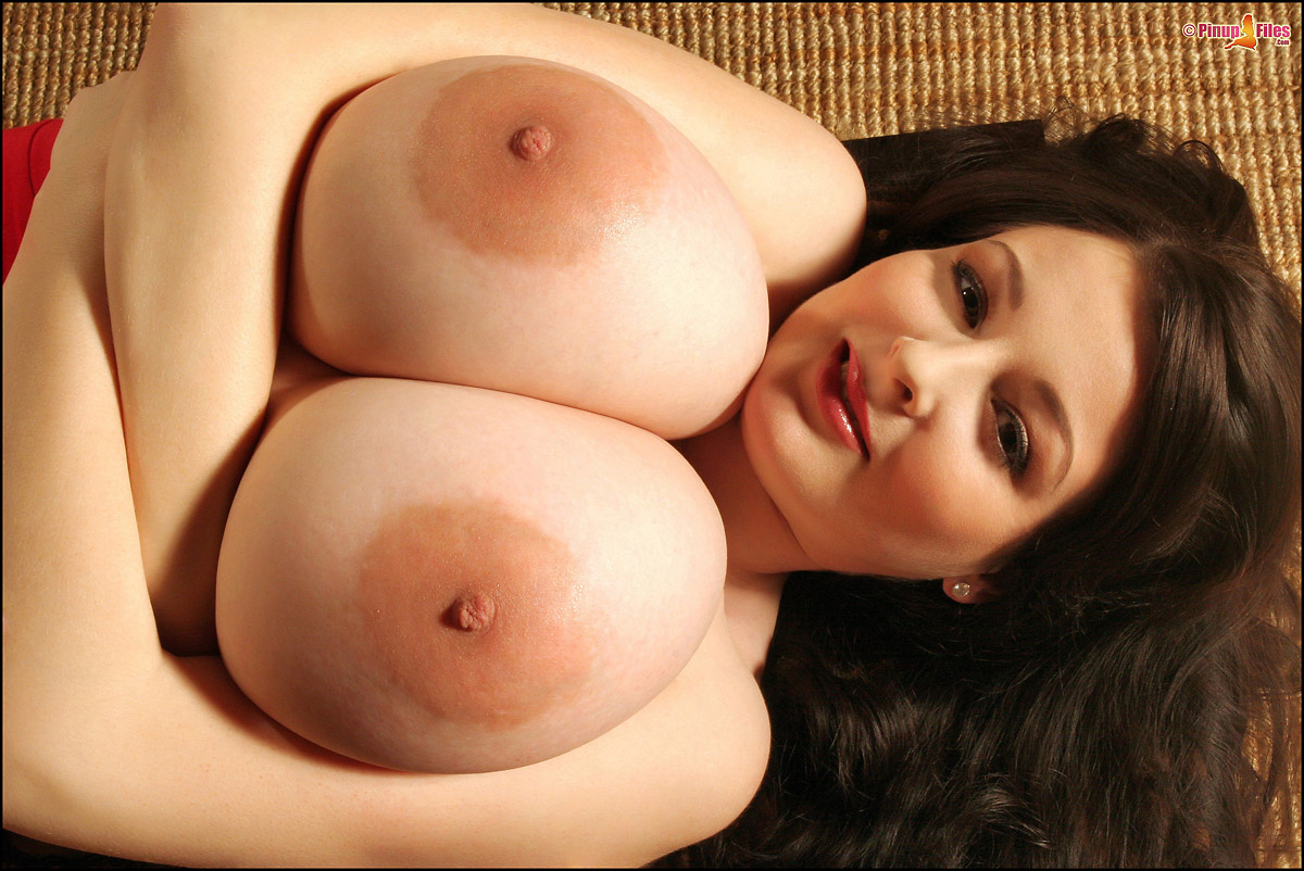 Large lactating tits