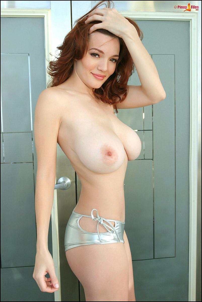 Skinny With Big Tits Milf