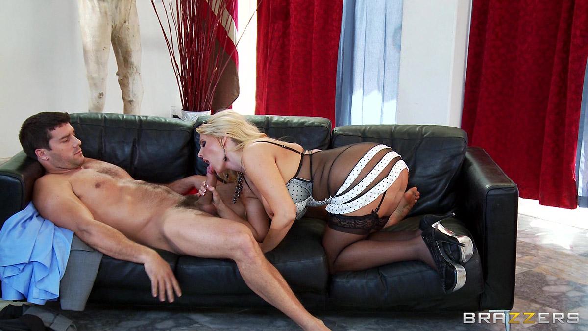 Horny Big Boobs Milf Karen Fisher Takes Two Black Cocks Spizoo, Junariele