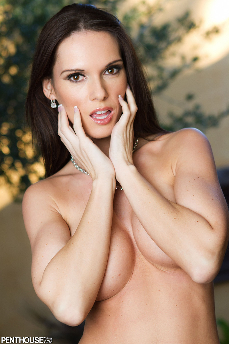 Jennifer Dark Videos jennifer dark buxom euro babe shows boobs outside