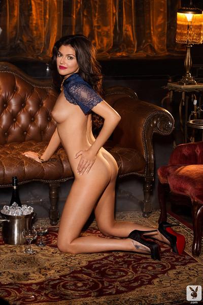 Playboy Playmate Val Keil Spankbank 1