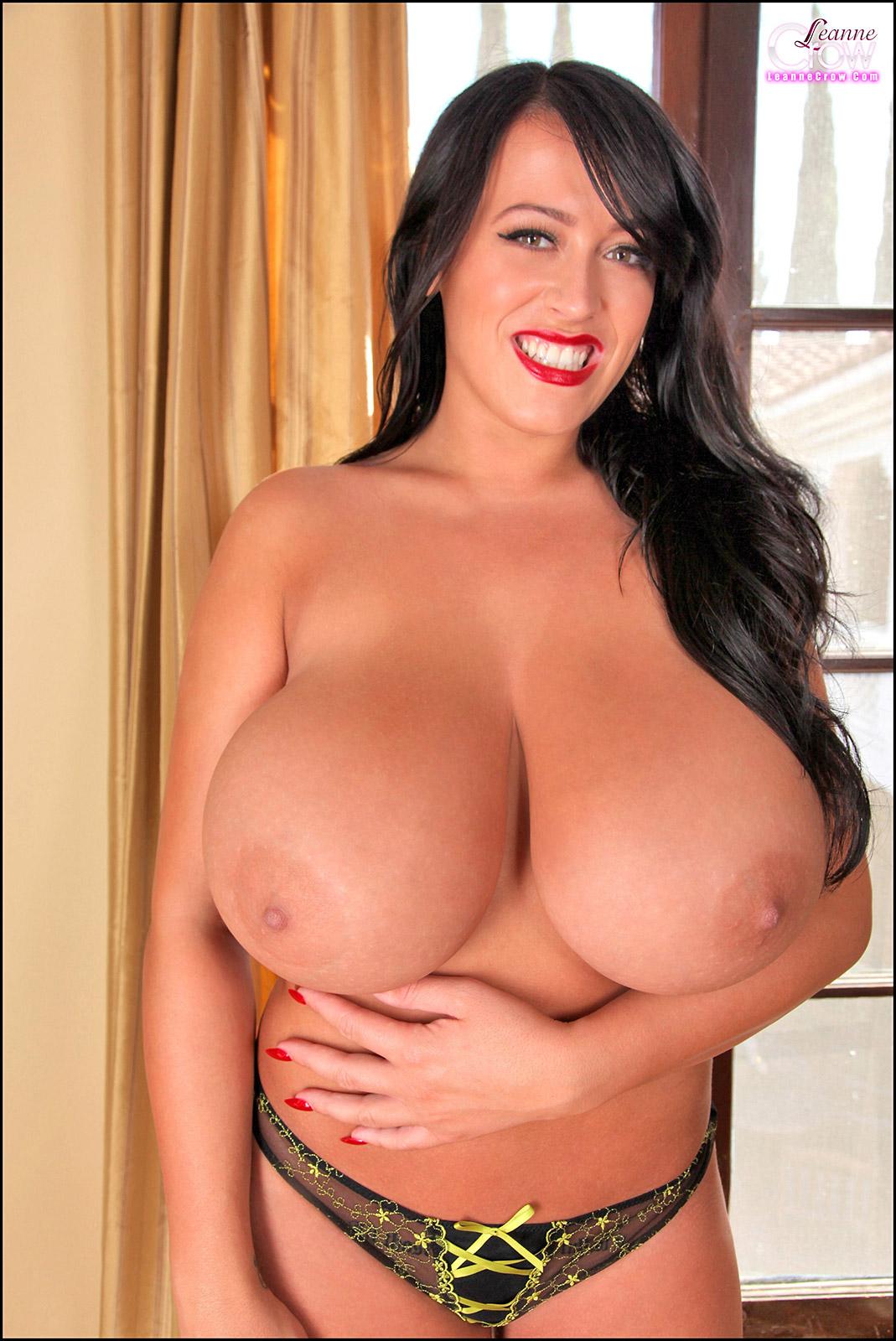 Leanne crow nude