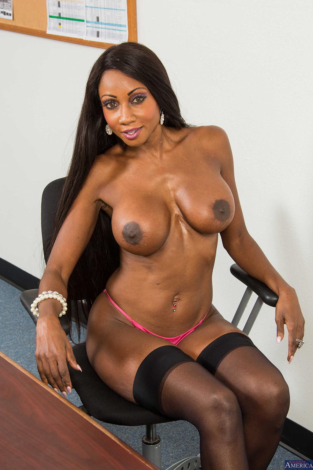 Ebony milf porn stars