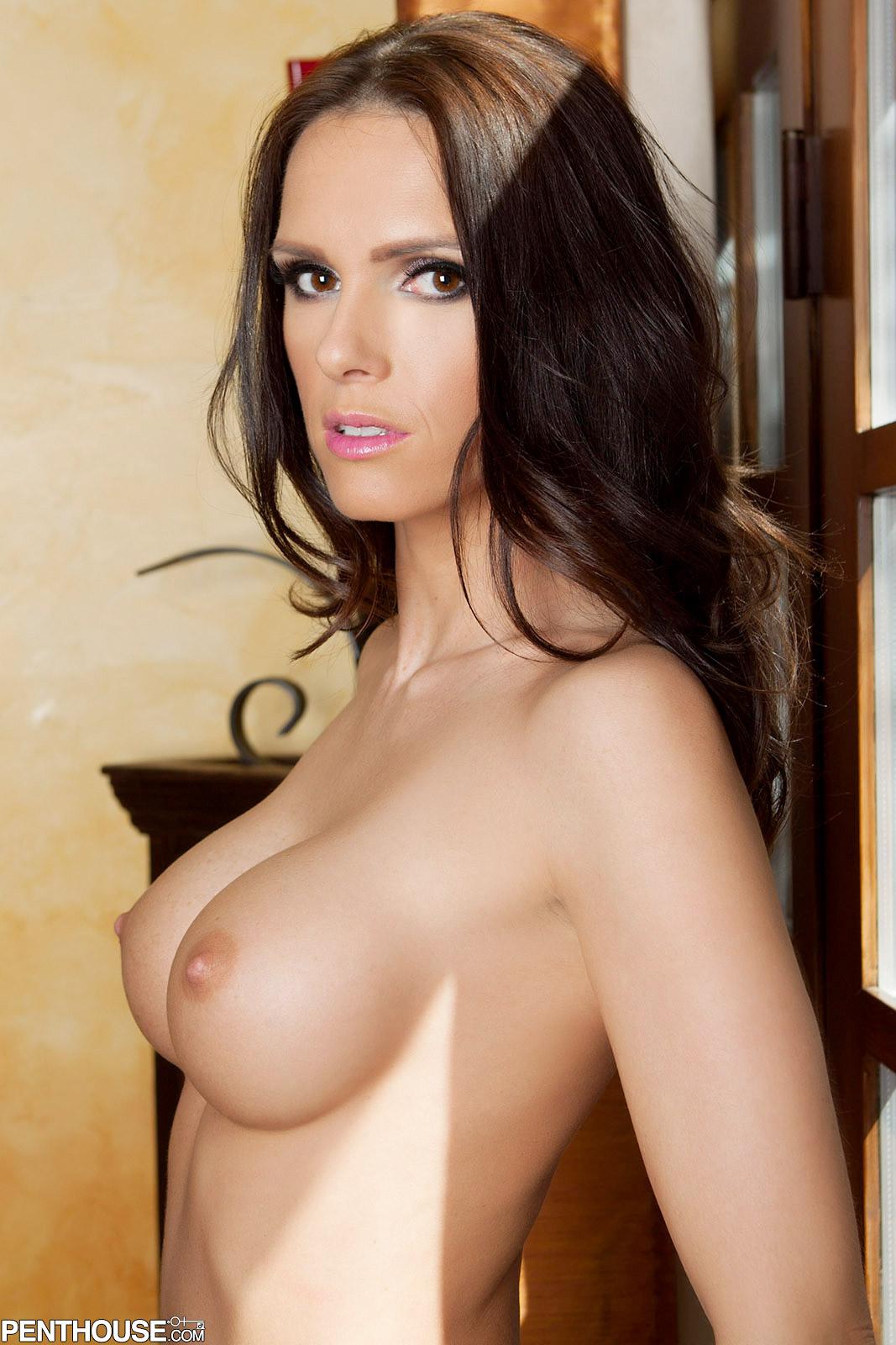 Jennifer Dark Videos jennifer dark busty brunette sheds bra and pantiesthe window