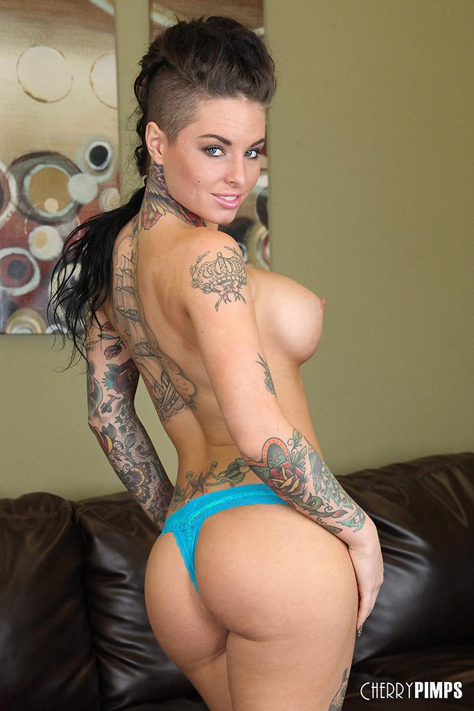 Christy Mack Big Tits and Big Dildo