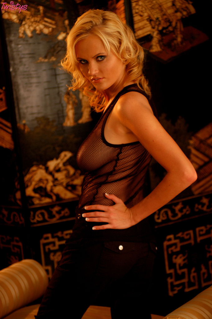 Hannah Hilton in Sheer Bliss