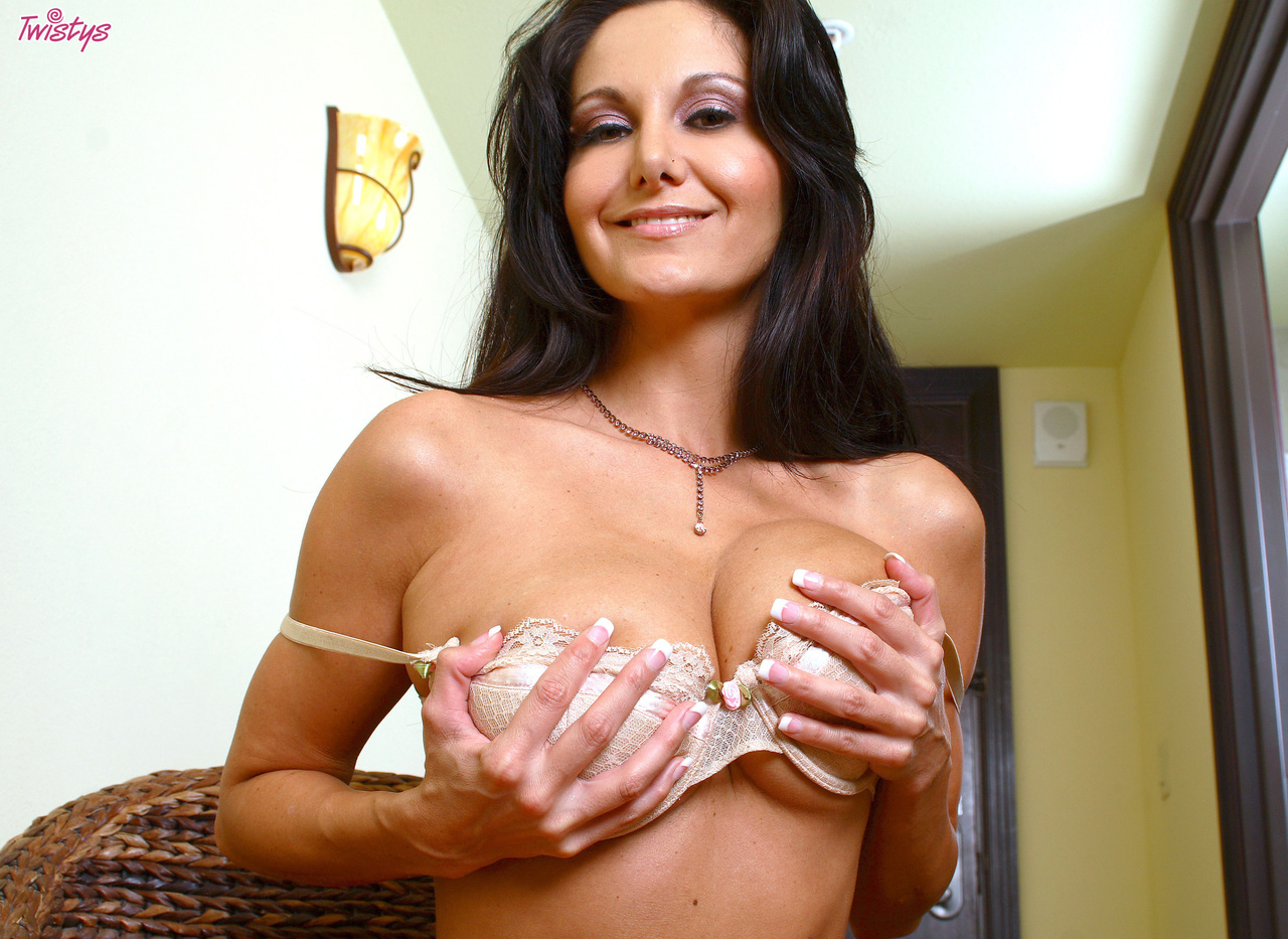 Ava Addams Restless and Horny