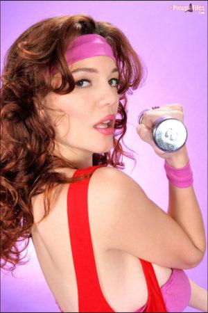 Gloryhole nylon brunette sissy