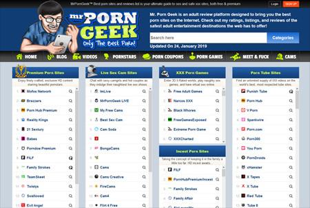 Best Porn Site Reviews