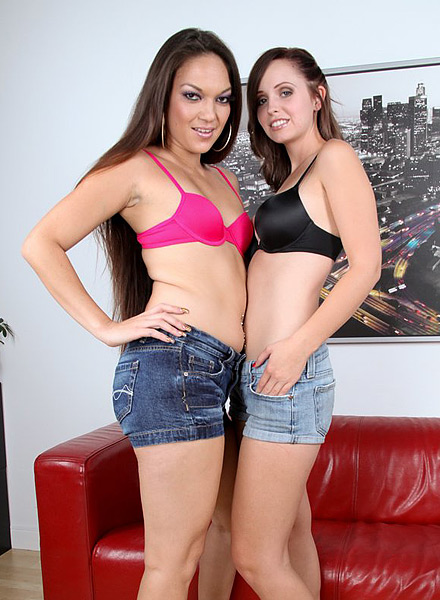 Cherry Pimps: Hayden Winters and Leilani Love