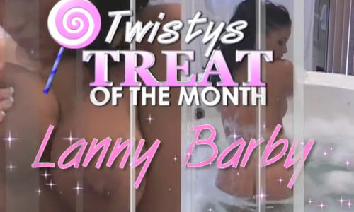 Lanny Barby Twistys Treat of the Month August 2005