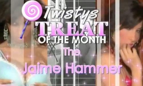Jaime Hammer June 2006 Twistys Treat of the Month