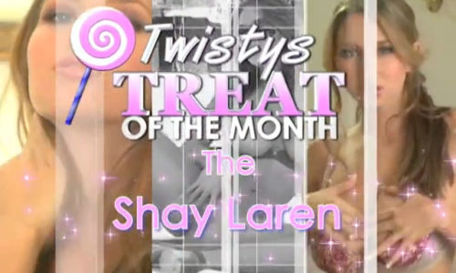 Shay Laren Twistys Treat of the Month September 2006