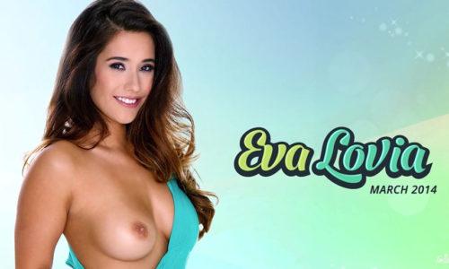 Eva Lovia Twistys Treat March 2014