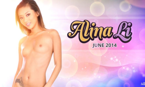 Alina Li Twistys Treat of the Month for June 2014