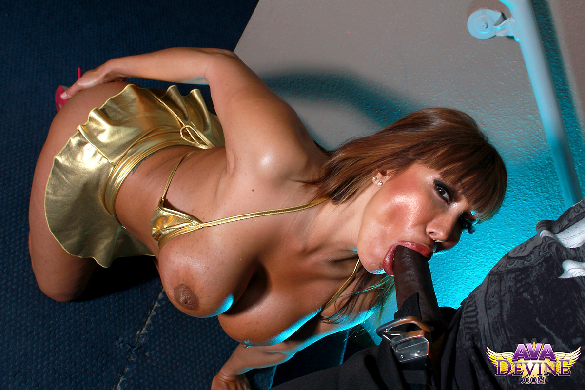 Ava Devine Gold Tube Porn ava devine busty asian stripper bribes bouncer