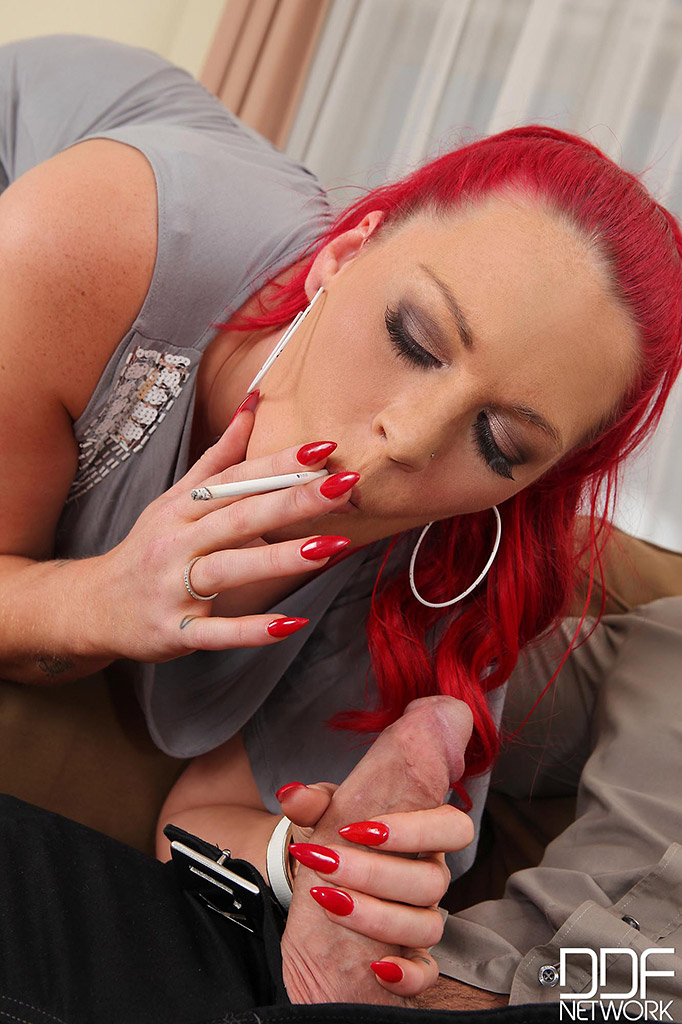Red Head Mom Fucks Sons Friend