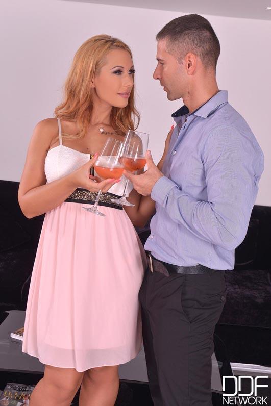 Kyra Hot Pink Dress