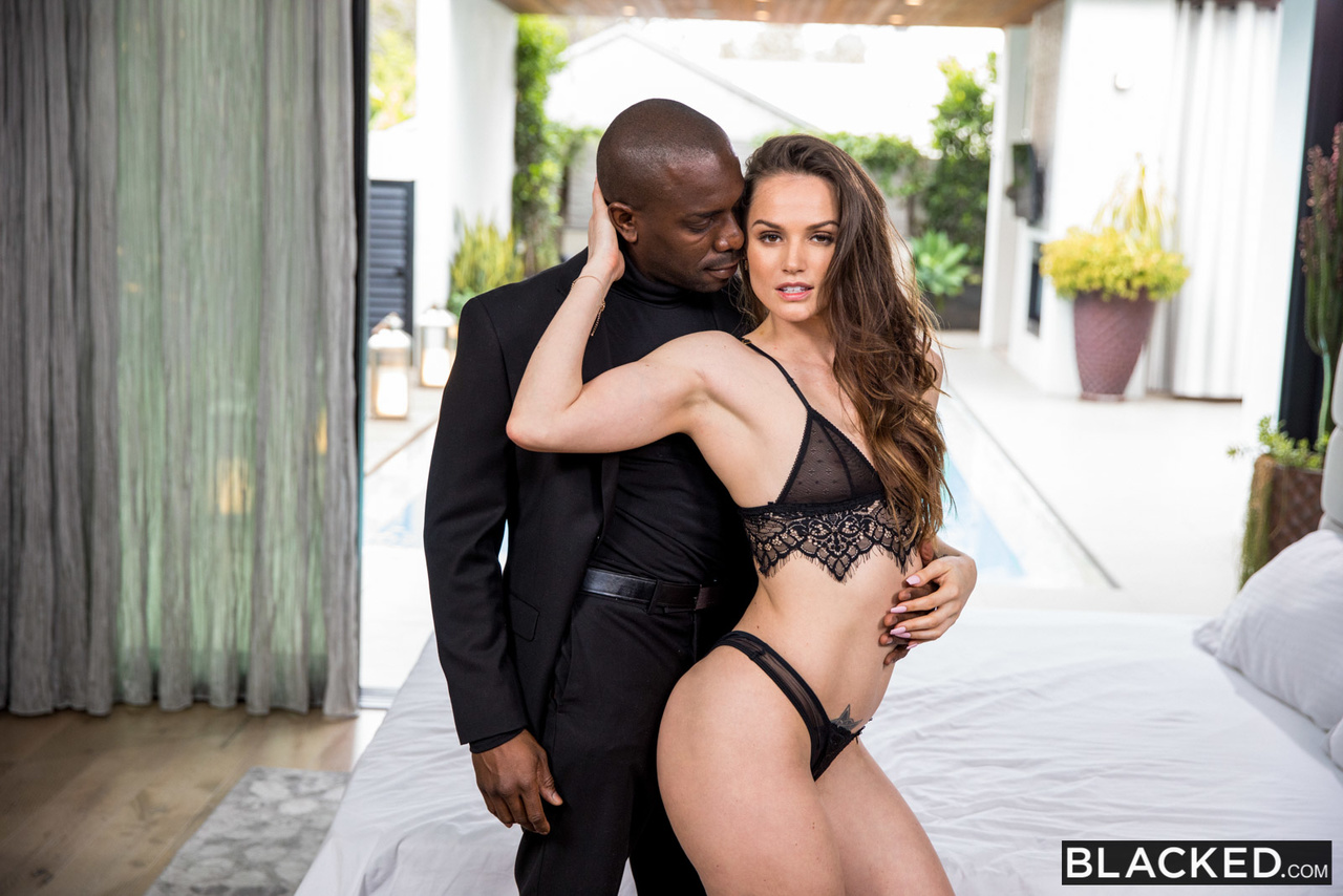 Tori Black Tempted by Black Cock