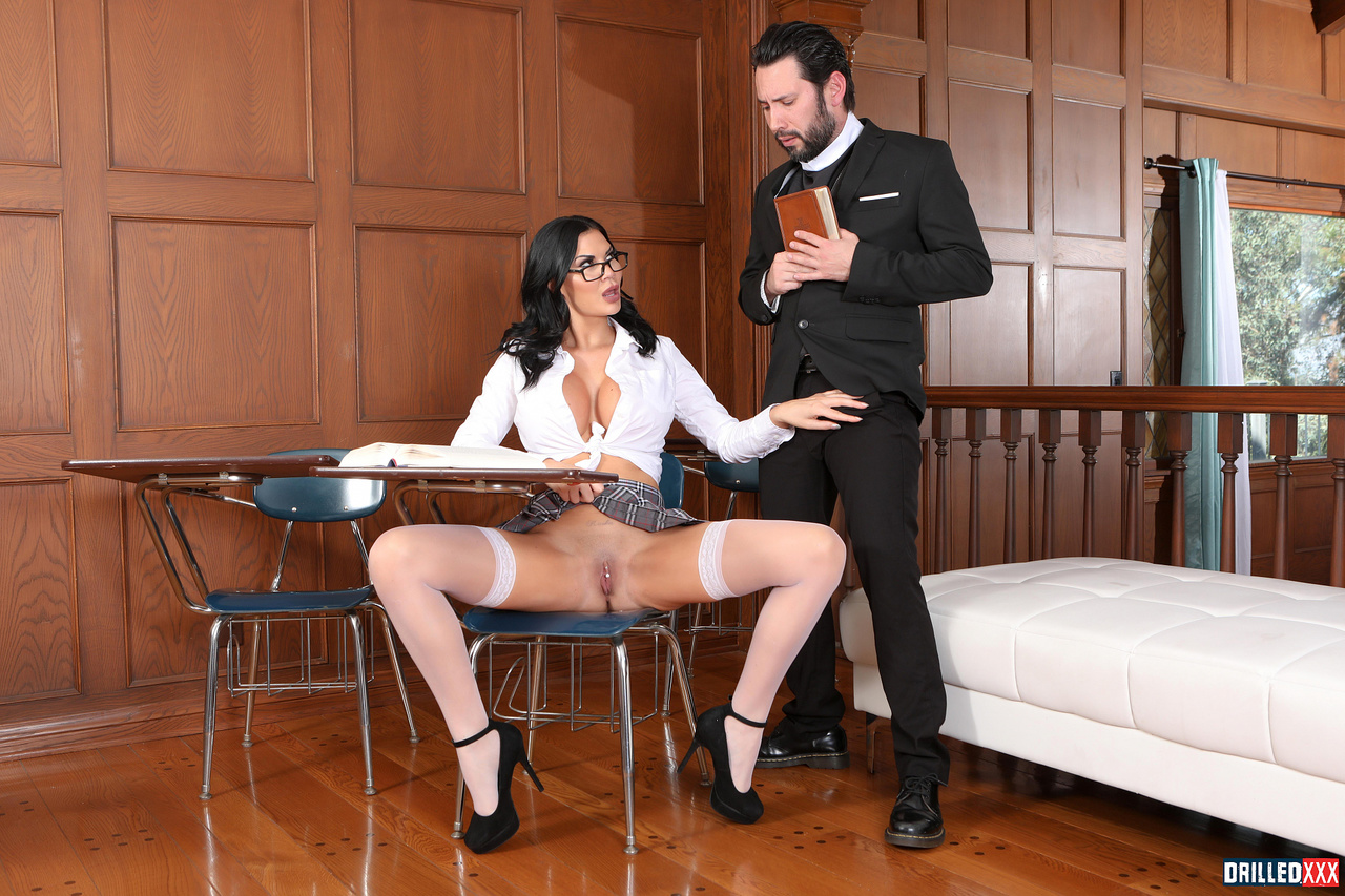Jasmine Jae Finds a Loophole